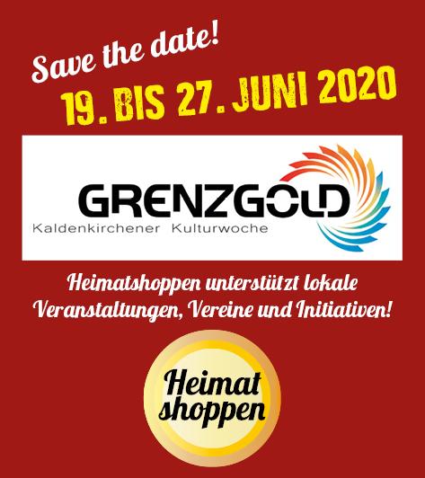 Grenzgold Kaldenkirchener Kulturwoche