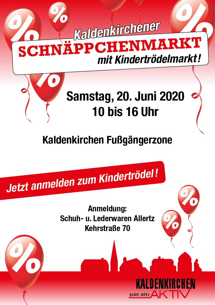 Schnäppchenmarkt Kaldenkirchen